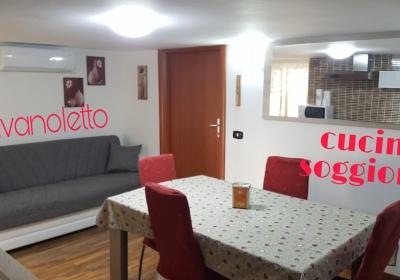 Casa Vacanze Appartamento Casa Vacanza Via Enna